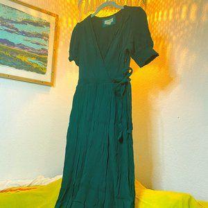 Feminine Fall Dress